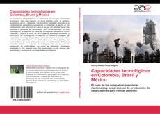 Bookcover of Capacidades tecnológicas en Colombia, Brasil y México