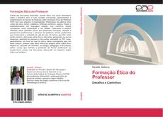 Buchcover von Formação Ética do Professor