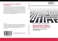 Обложка Competición Política. Modelos Geométricos