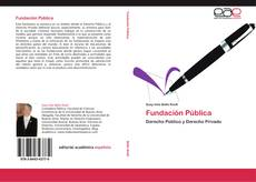 Portada del libro de Fundación Pública