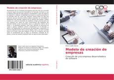 Copertina di Modelo de creación de empresas