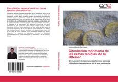 Обложка Circulación monetaria de las cecas fenicias de la Ulterior