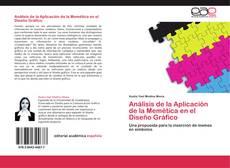 Capa do livro de Análisis de la Aplicación de la Memética en el Diseño Gráfico