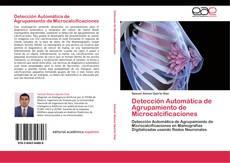Capa do livro de Detección Automática de Agrupamiento de Microcalcificaciones