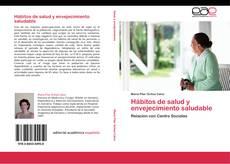 Capa do livro de Hábitos de salud y envejecimiento saludable