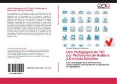 Uso Pedagógico de TIC por Profesores de Historia y Ciencias Sociales kitap kapağı
