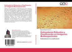 Buchcover von Estimadores Robustos y Clasificación  en Imágenes Multiespectrales
