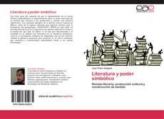 Capa do livro de Literatura y poder simbólico