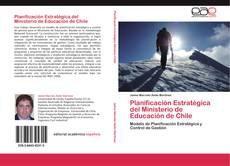 Bookcover of Planificación Estratégica del Ministerio de Educación de Chile