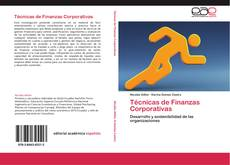 Bookcover of Técnicas de Finanzas Corporativas