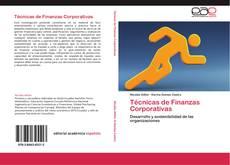 Técnicas de Finanzas Corporativas的封面