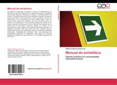 Bookcover of Manual de señalética