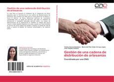 Bookcover of Gestión de una cadena de distribución de artesanías