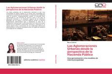 Portada del libro de Las Aglomeraciones Urbanas desde la perspectiva de la Hacienda Pública
