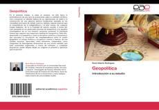 Buchcover von Geopolítica