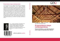 Buchcover von El parentesco maya contemporáneo
