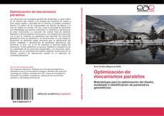 Обложка Optimización de mecanismos paralelos