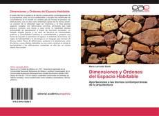 Portada del libro de Dimensiones y Órdenes del Espacio Habitable