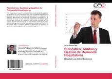 Buchcover von Pronóstico, Análisis y Gestión de Demanda Hospitalaria