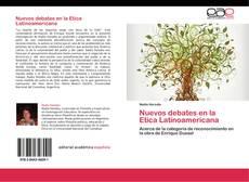 Couverture de Nuevos debates en la Etica Latinoamericana