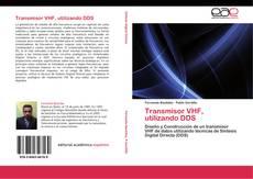 Copertina di Transmisor VHF, utilizando DDS