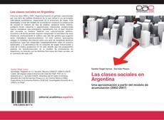 Bookcover of Las clases sociales en Argentina