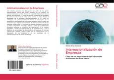 Bookcover of Internacionalización de Empresas