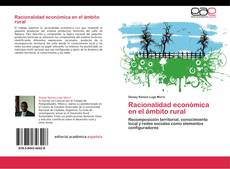 Portada del libro de Racionalidad económica en el ámbito rural