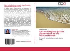 Buchcover von Ejes estratégicos para la planificación de una marca territorial