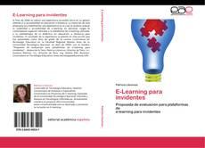 Buchcover von E-Learning para invidentes