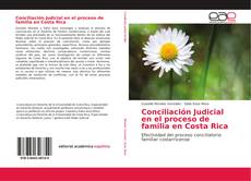 Portada del libro de Conciliación Judicial en el proceso de familia en Costa Rica