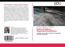 Capa do livro de Esfera Publica y Seguridad Ciudadana