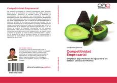 Portada del libro de Competitividad Empresarial