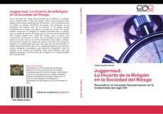 Copertina di Juggernaut: Lo Incierto de la Religión en la Sociedad del Riesgo