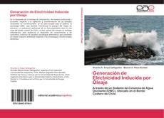 Обложка Generación de Electricidad Inducida por Oleaje