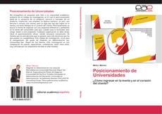 Bookcover of Posicionamiento de Universidades