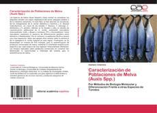 Portada del libro de Caracterización de Poblaciones de Melva (Auxis Spp.)