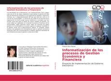 Buchcover von Informatización de los procesos de Gestión Económica y Financiera