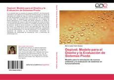 Bookcover of Depivot: Modelo para el Diseño y la Evaluación de Sistemas Pivote