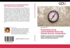 Capa do livro de Evaluación de la vulnerabilidad física del Volcán Arenal, Costa Rica.