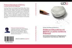Capa do livro de Políticas Educativas en Bolivia y Lucha contra la Pobreza
