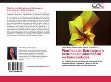 Bookcover of Planificación Estratégica y  Sistemas de Información en  Universidades