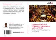 Capa do livro de Robótica industrial prototipo y sistemas de visión artificial