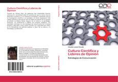 Cultura Científica y Lideres de Opinión kitap kapağı
