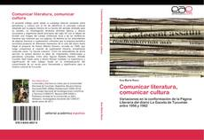 Borítókép a  Comunicar literatura, comunicar cultura - hoz