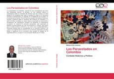 Capa do livro de Los Paraestados en Colombia