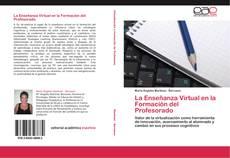 Buchcover von La Enseñanza Virtual en la Formación del Profesorado