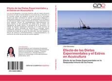 Обложка Efecto de las Dietas Experimentales y el Estres en Acuicultura