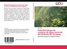 Portada del libro de Paleolimnología de cuerpos de agua someros del Sudeste del Uruguay