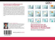 Portada del libro de Caracterización de Mecanismos de QoS utilizados en Redes NGN